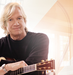 Justin Hayward of The Moody Blues thumb