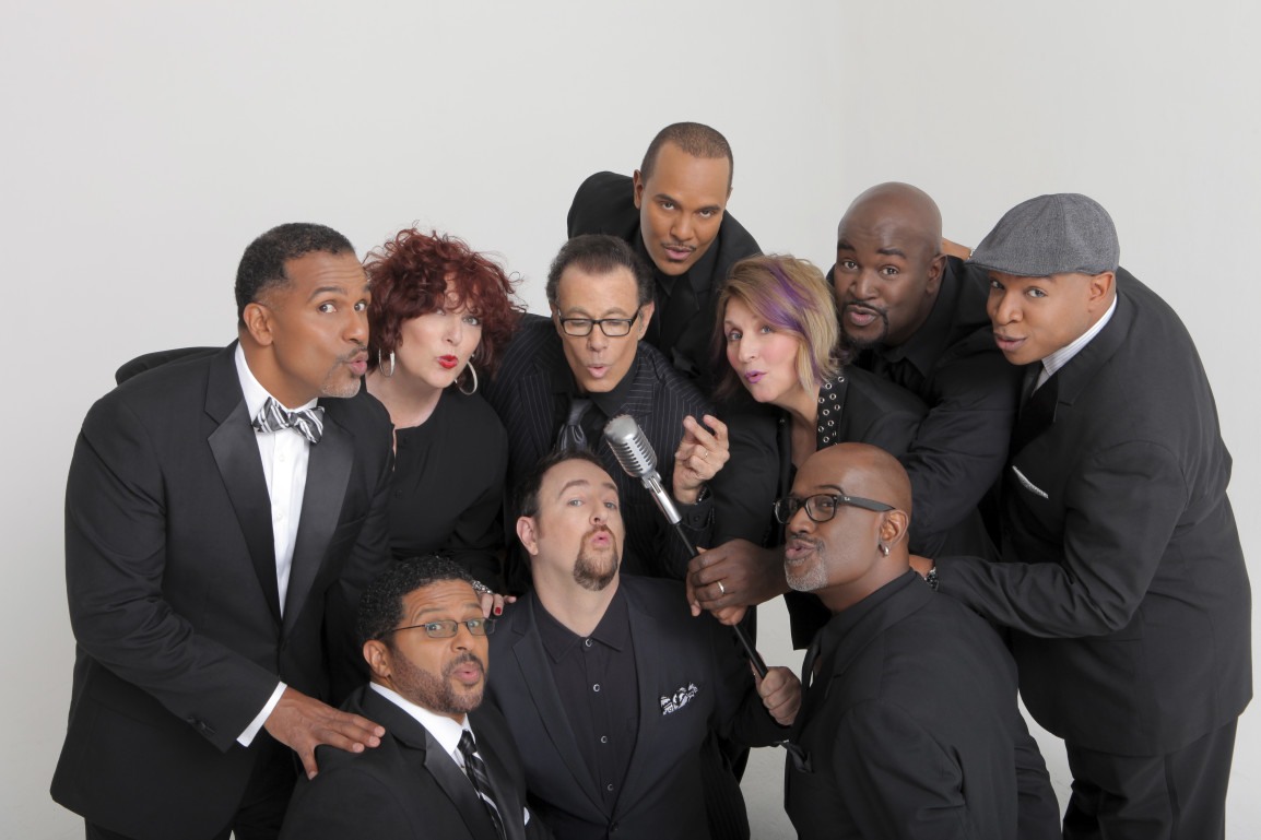 The Manhattan Transfer Meets Take 6 thumb