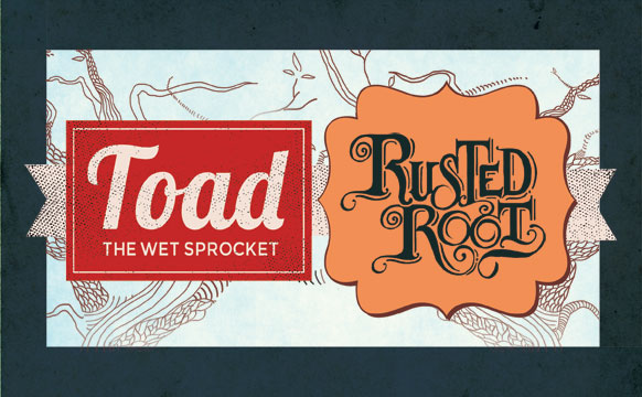 Toad the Wet Sprocket, Rusted Root thumb