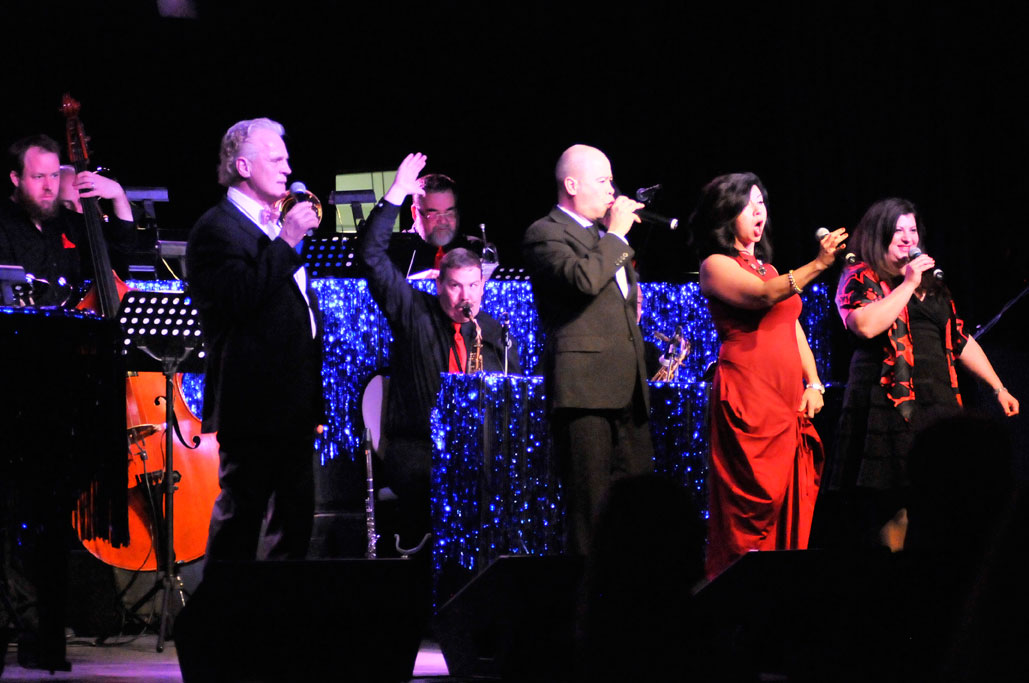 Adagio Big Band's Salute to Sinatra thumb