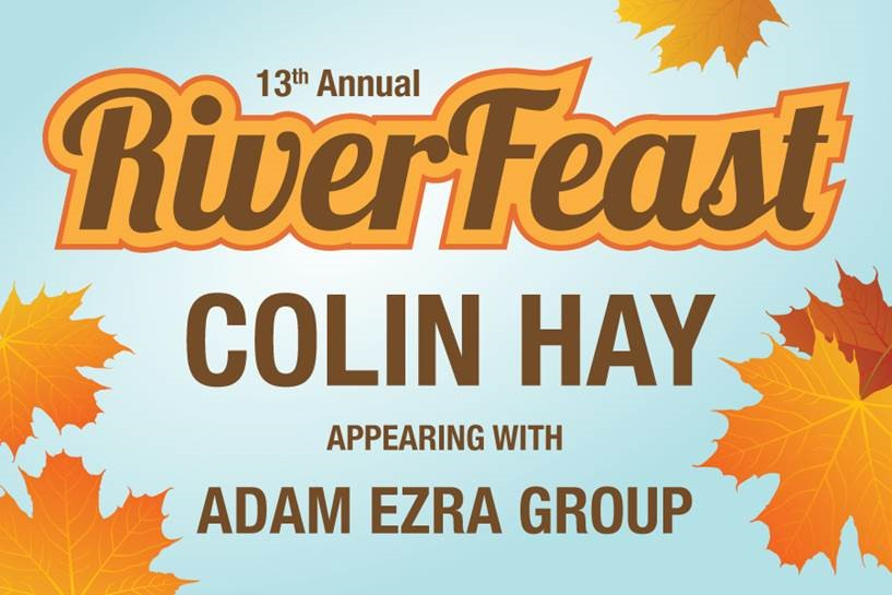 RiverFeast 2016 Featuring Colin Hay thumb