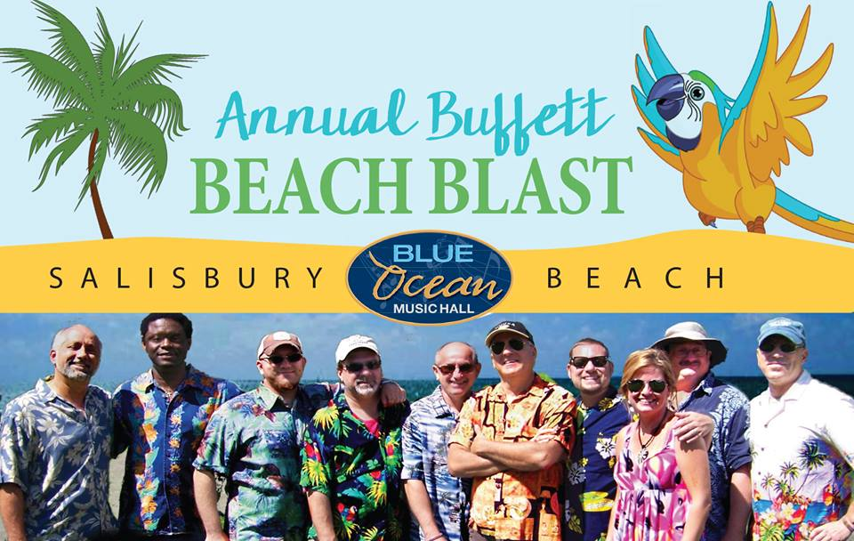 9th Annual Buffett Beach Blast thumb
