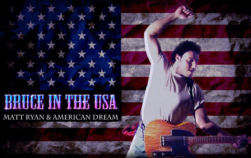 Bruce in the USA thumb