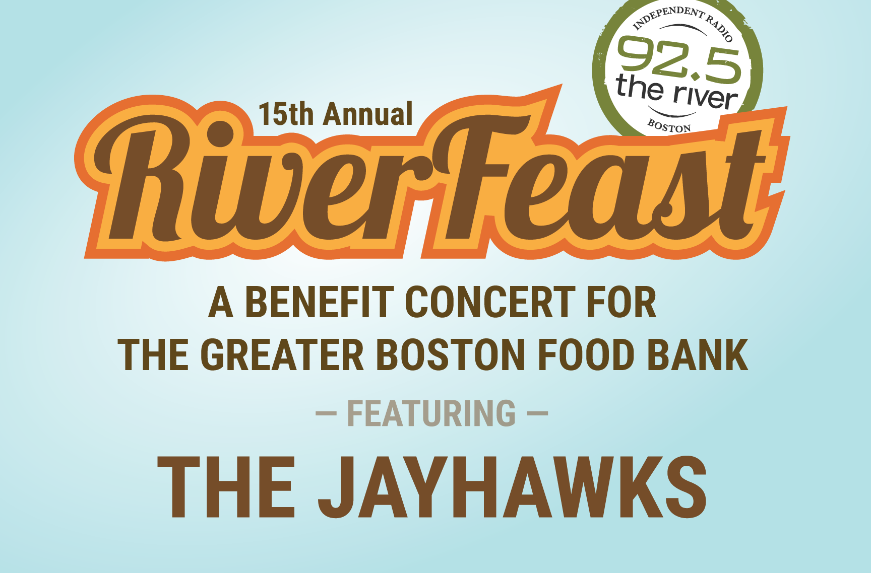 RiverFeast ft. The Jayhawks thumb