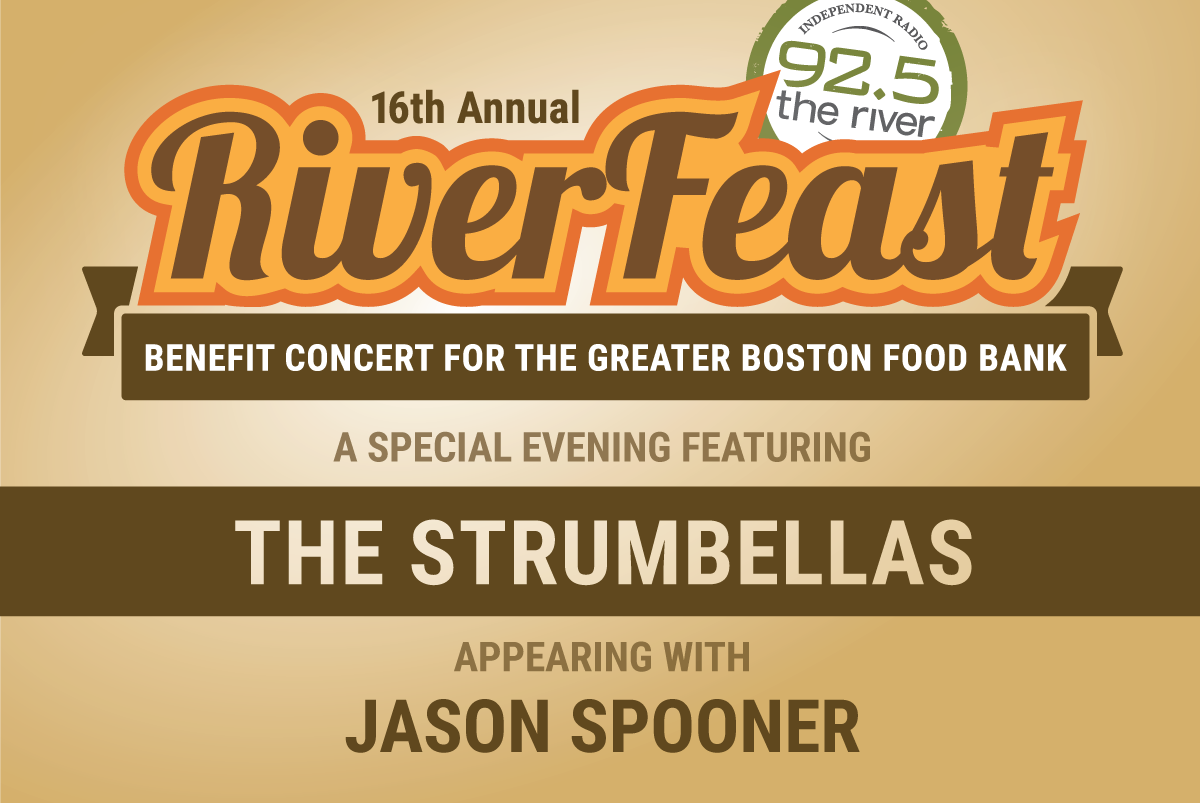 RiverFeast ft. The Strumbellas thumb