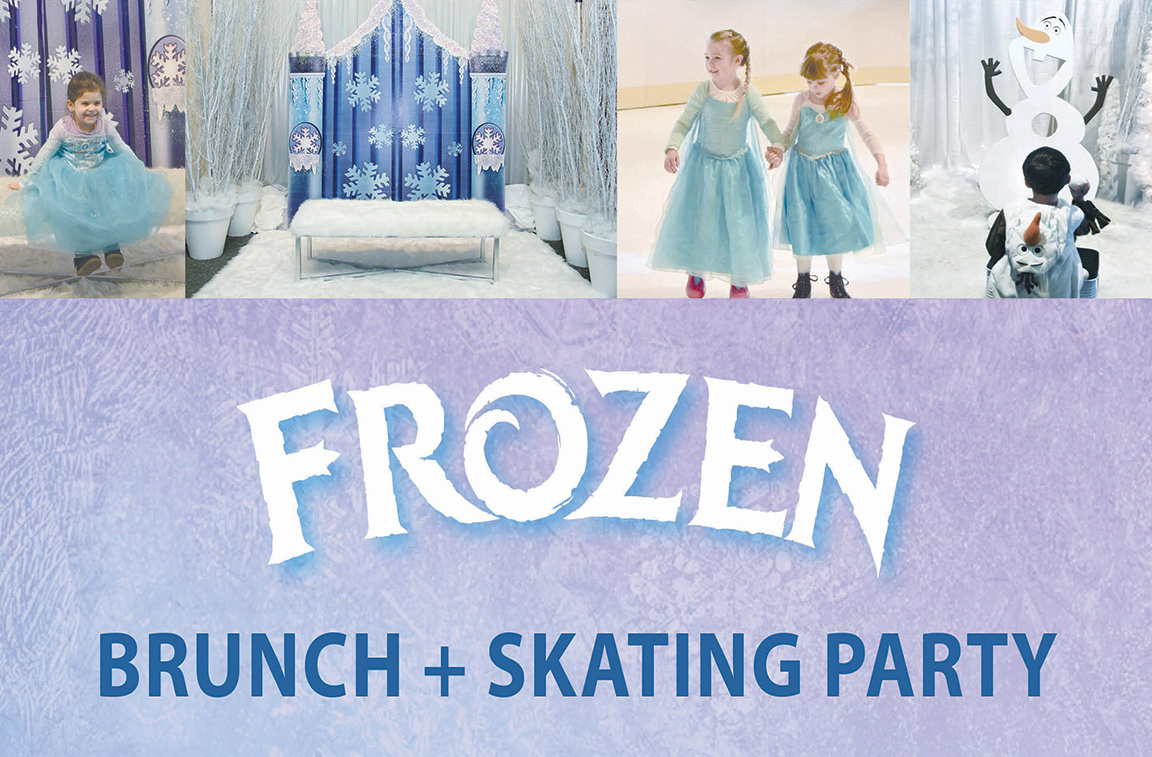 Frozen Brunch + Skating Party thumb