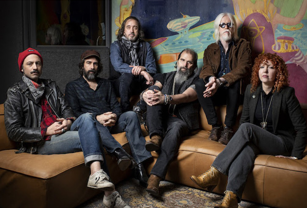 Steve Earle & The Dukes thumb
