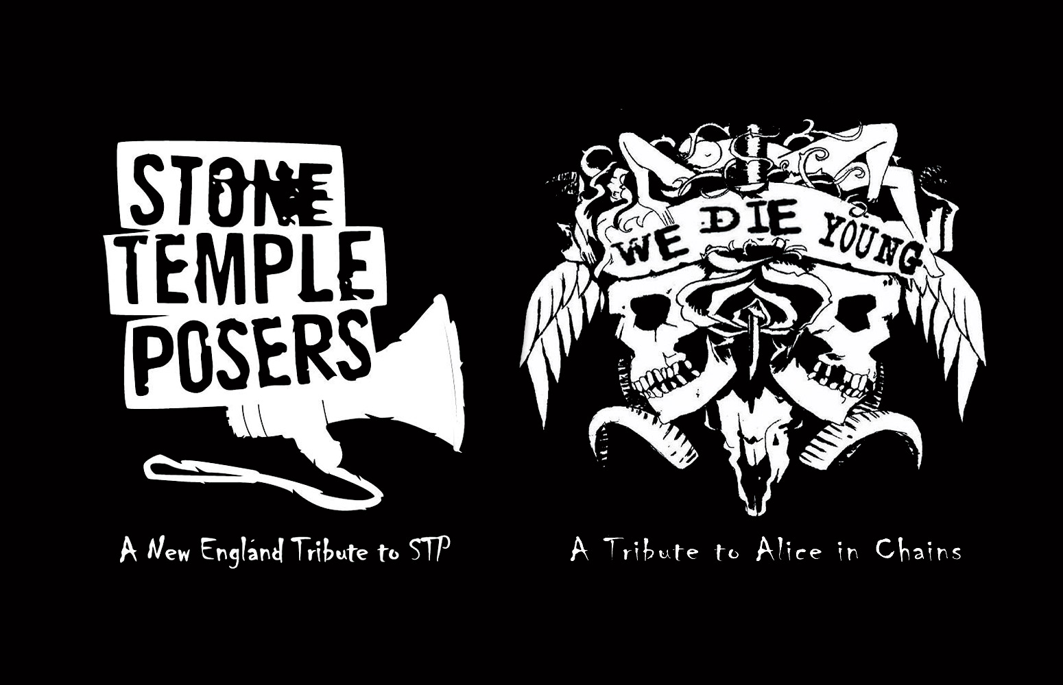 The Stone Temple Posers + We Die Young thumb